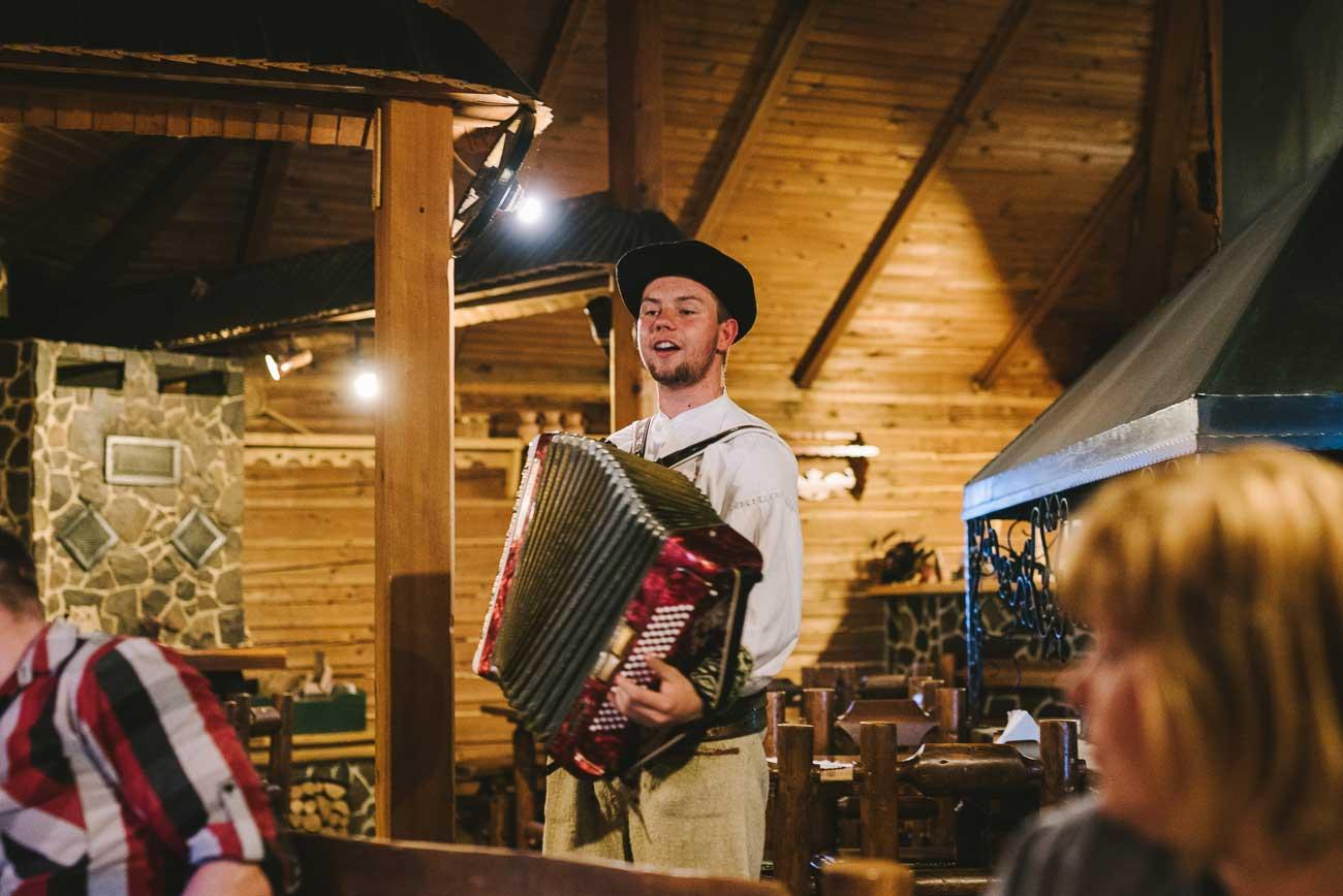 Folklórny Workshop