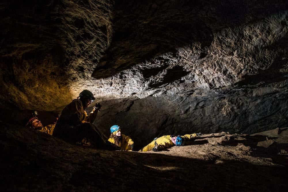 Speleotreking Jaskyňa Mŕtvych Netopierov